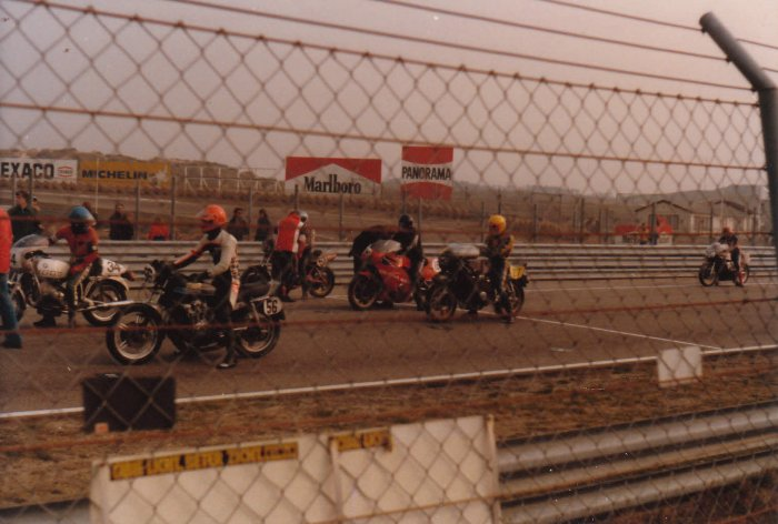 1980 Daytona motors racing team